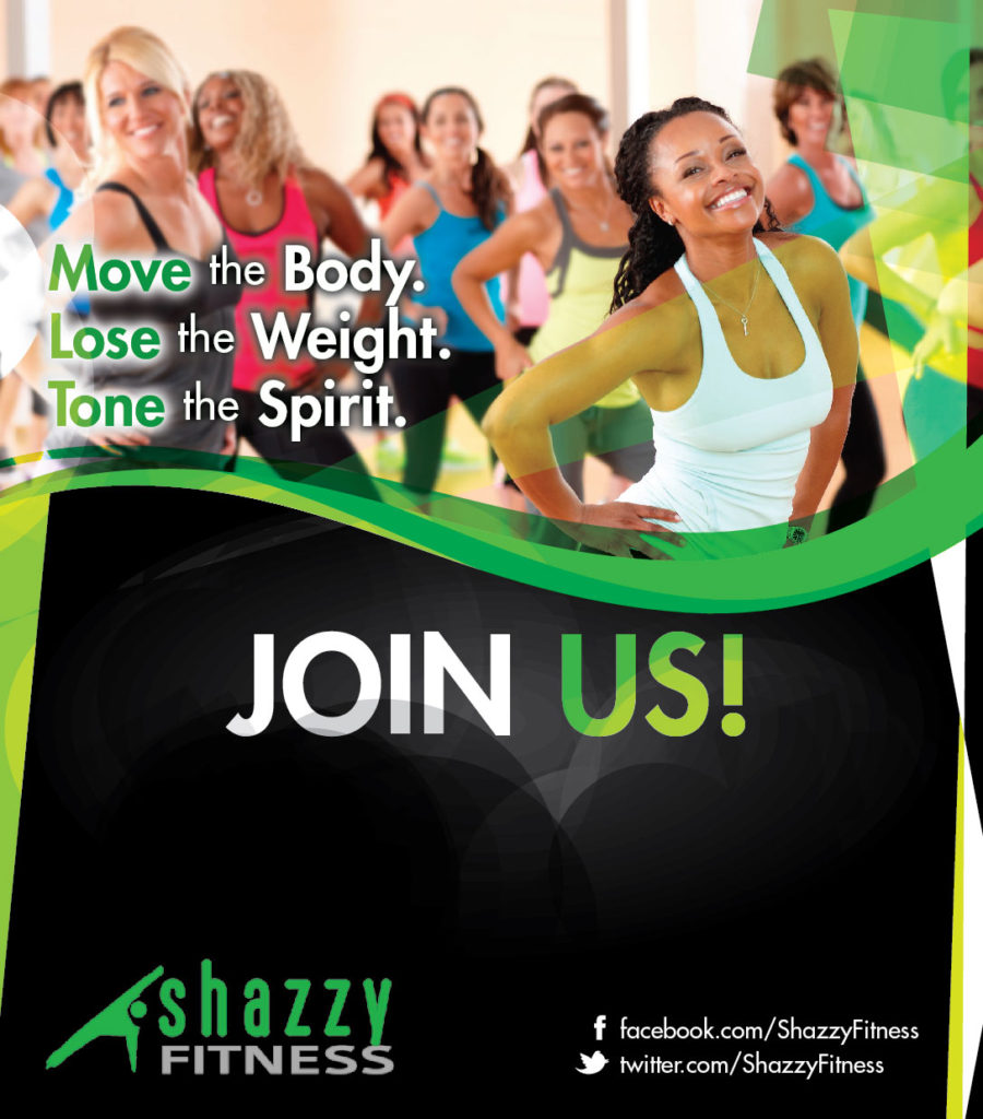 Shazzy Fitness Master Class